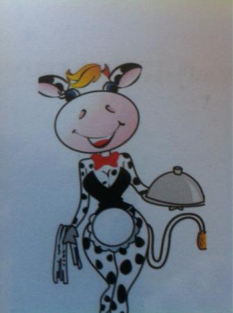 La mucca pazza: .