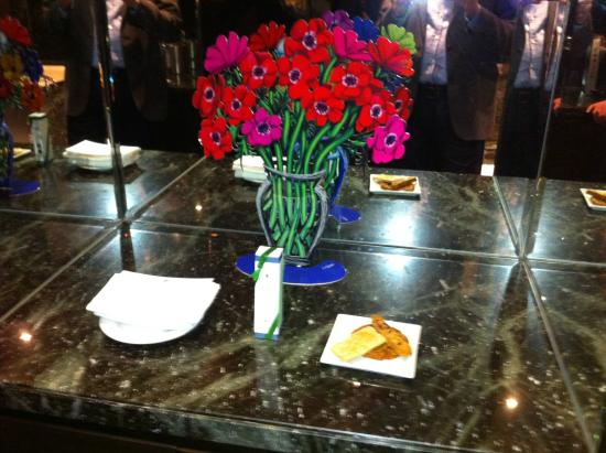 The Hazelton Hotel: welcoming touches