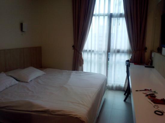 Park View Hotel: Bedroom