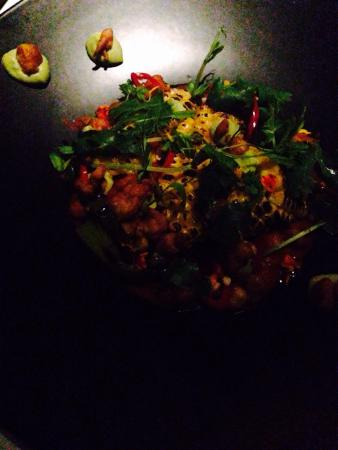 Balthazar Bar Restaurant: Veggie choice