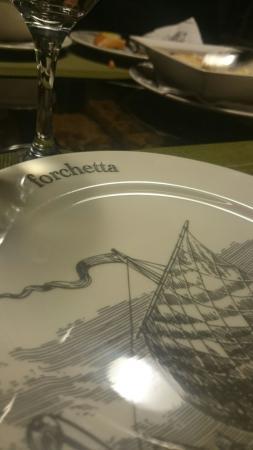 Forchetta: Lovely sitting area