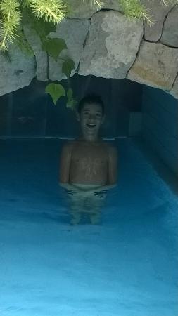 Taubers Bio Vitalhotel: piscina