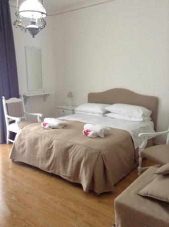 Sant'Agnello, Italia: Acquamarina room