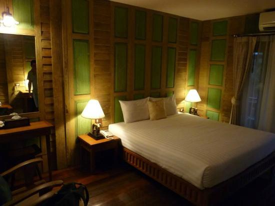 Baan U Sabai Boutique House : chambre