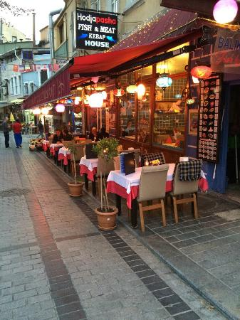 Enes Ibrahim Restaurant