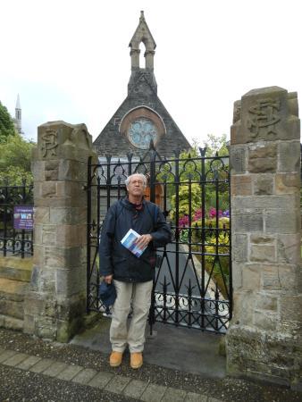 St. Augustine's Church: Derry, lungo le mura, la cappella di St.Augustine