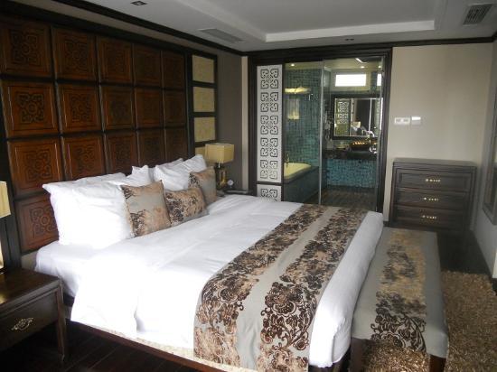 Golden Lotus Luxury Hotel : Room