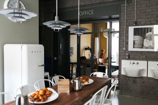Hostel Club Chao, Mama: Reception