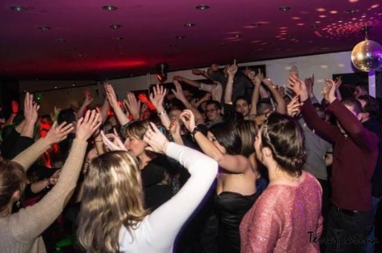 Pontault Combault, Γαλλία: Piste de danse