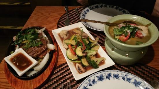 Vegetable sides fantastic flavour picture of siam thai for At siam thai cuisine