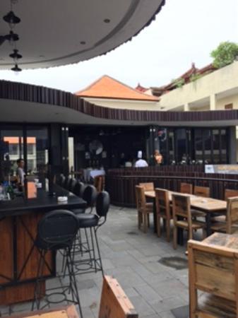 Grand Barong Resort : breakfast