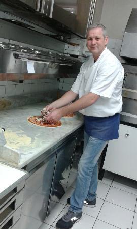 Pizza Fifi: Fifi c moi!!!