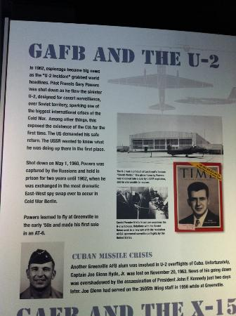 Greenville Air Force Base Museum