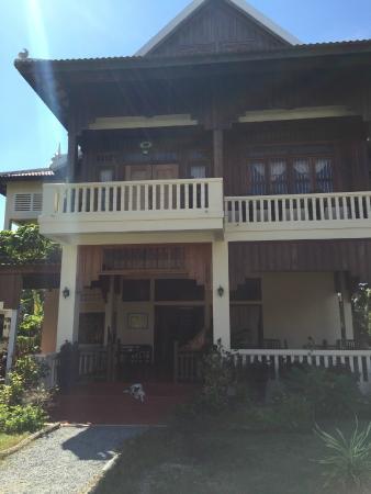 Sunsai Villa: The guesthouse