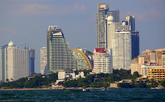 Palm Garden: Pattaya city