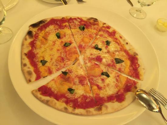 il Mare: pizza