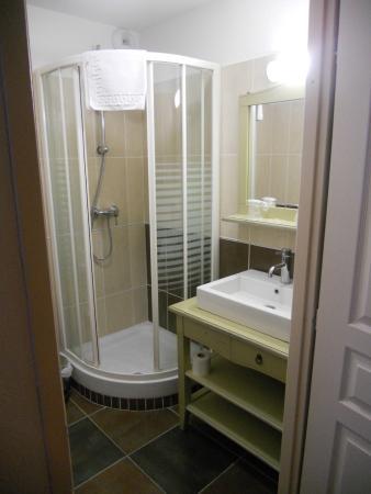 Agudes Hotel: Salle de bain