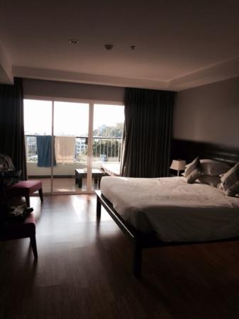 Casa Del M, Patong Beach: chambre