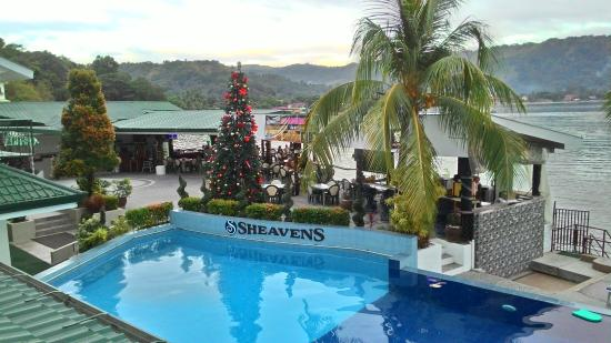 Swimming Pool View Picture Of Subiza Beach Resort Olongapo Tripadvisor