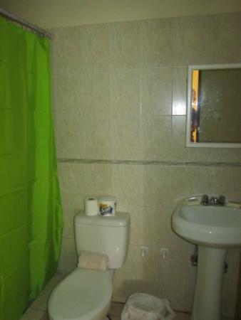 Rincon Inn: Single economy plus bathroom