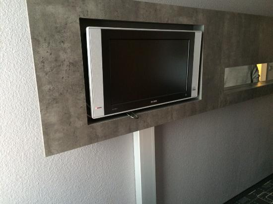 Parete tv   picture of mercure wien zentrum, vienna   tripadvisor