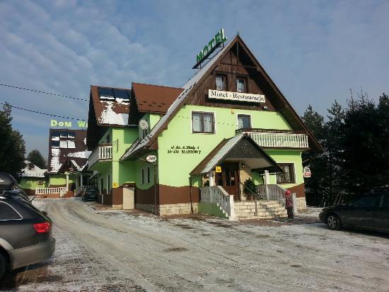 Zajazd Czorsztynski