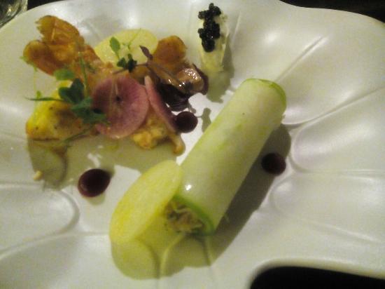 Cromesqui de caille pur e fine de marrons et foie gras for Araigne sauteuse maison