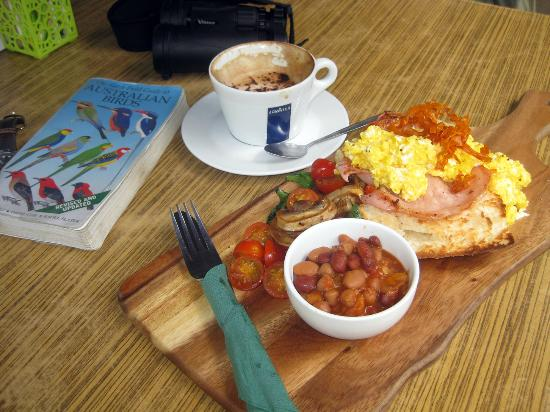 Wild Bean Cafe: Breakfast