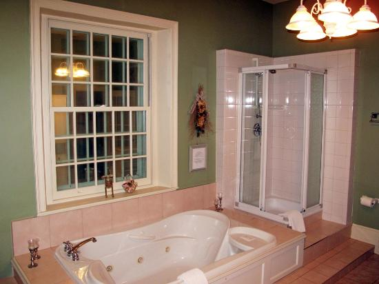 Brockamour Manor Bed and Breakfast: Sir Isaac Brock - bathroom