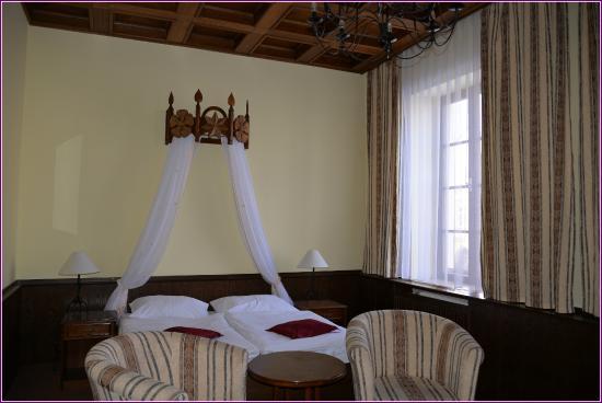 Hotel Zlata Hvezda: ubytování Delux