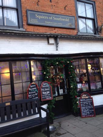 Squiers of Southwold: The outside