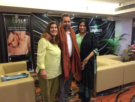 Long Beach Suites Dhaka : Hotel Lobby