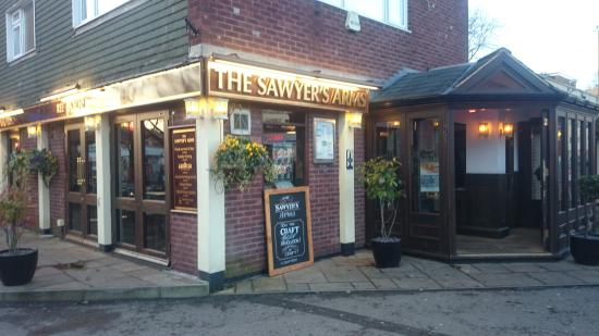 ‪The Sawyers Arms‬