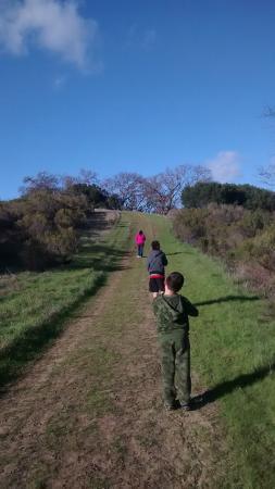 Lafayette Reservoir: Hiking trails