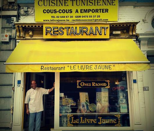 Le Livre Jaune Brussels Restaurant Reviews Photos
