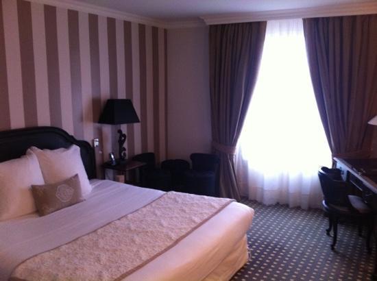 Hostellerie Le Cèdre : chambre no 108