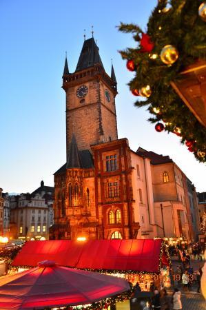 Royal Plaza: Рождество