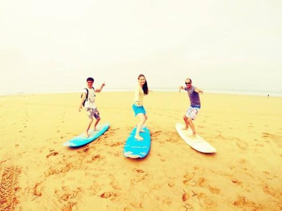 Surf Town Morocco: дружелюбная амосфера