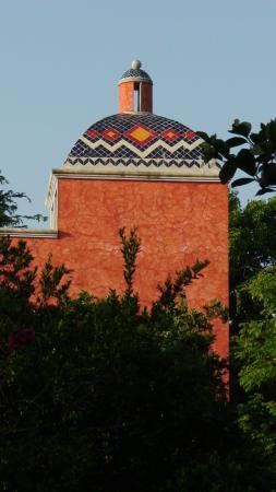 Ecotel Quinta Regia: Jardin