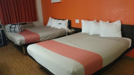 Motel 6 Los Angeles - Hollywood: chambre