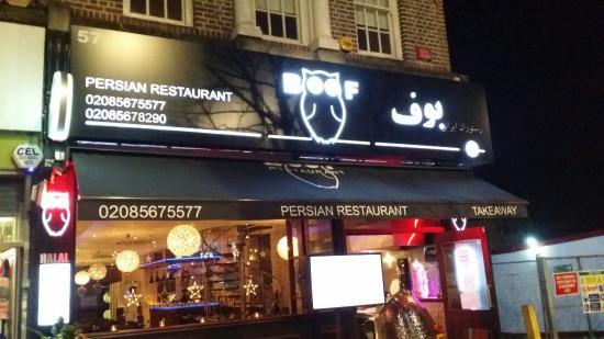 Good Restaurants Near Ealing Broadway