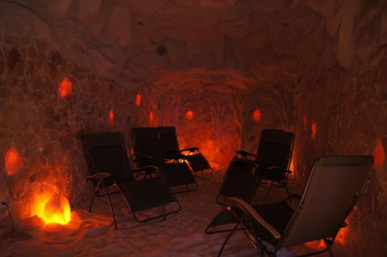 Salt Cave Wellness Relaxation Center