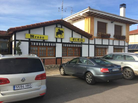 MESON EL CID - HORNA (Villarcayo)