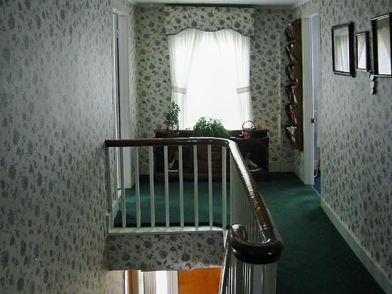 Fairfield, VT: Corridor to Rooms