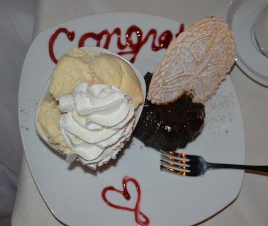 Vidalia Restaurant: Dessert