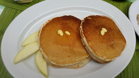 Cafe Club : Great Hotcakes