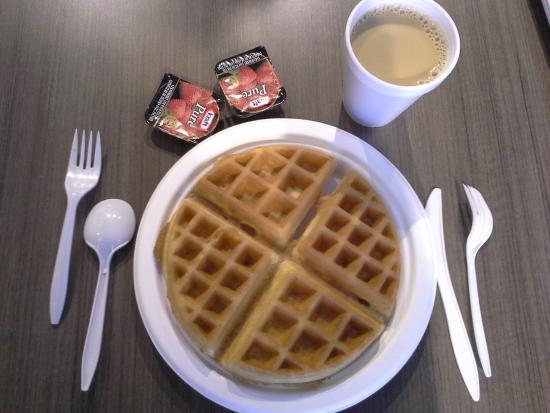 Comfort Inn : Petit déjeuner