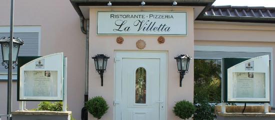Restaurant la Villetta