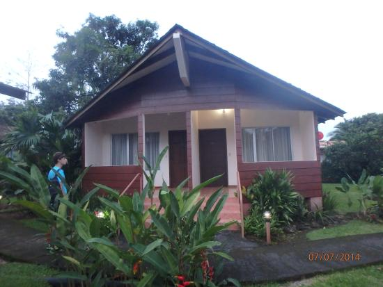 Eco Arenal Hotel : Our cabin