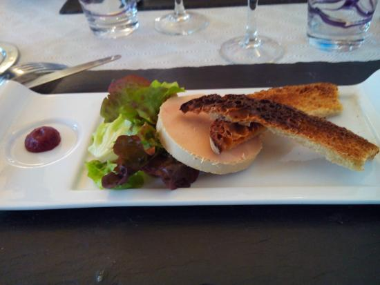 Le Regent : foie gras